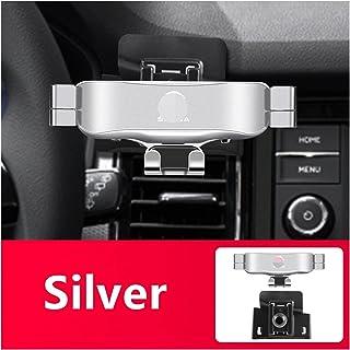 TRUSTTWO Auto Mount Fit voor Mobiele Telefoon Houder Auto Air Vent Clip Stand Mobiele Telefoon Fit voor Skoda Octavia SNEL...