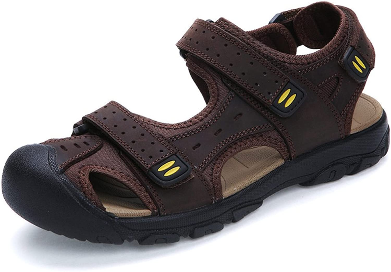 LEDLFIE Men's Sandals Outdoor Beach shoes Sports
