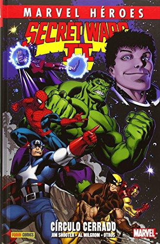 Secret Wars II. Círculo Cerrado (Marvel Heroes)