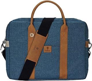1016c07d6b Faguo - Sacoche ordinateur homme Laptop Bag 9 - Taille 15'' - blu22