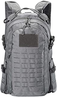 Rjj Outdoor Backpack/Men's Backpack/Hiking Backpack/High-end Quality Exquisite Exquisite (Color : Gray)