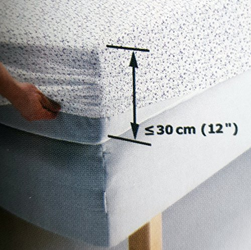 IKEA - sábana bajera MAJVIVA 140 x 200 cm Tamaño