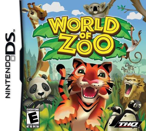 World of Zoo - Nintendo DS