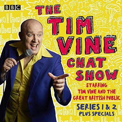 The Tim Vine Chat Show cover art