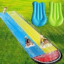 EPROSMIN Water Slides for Kids Backyard - 15.75ft Slip and Slide for Kids Water Slide,Outdoor Water Toys for Kids Slide,Inflatable Water Slide for Big Kids and Adults