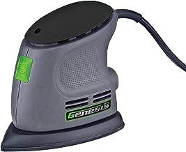 Genesis GPS080 Corner Palm Sander, Grey