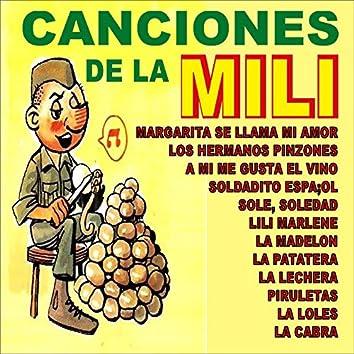 Canciones de la Mili