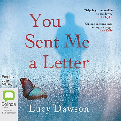 You Sent Me a Letter                   By:                                                                                                                                 Lucy Dawson                               Narrated by:                                                                                                                                 Julie Maisey                      Length: 7 hrs and 30 mins     257 ratings     Overall 4.0