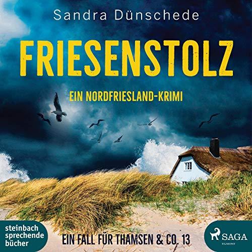 Friesenstolz. Ein Nordfriesland-Krimi Titelbild