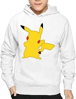 Boyfriend No Face Cartoon Pikachu Pokemon Cool Hooded Sweatshirt Pullover