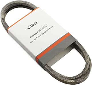 Outdoors & Spares Replacement MTD 754-04060,954-04060C Belt for MTD/Cub Cadet/Troy-Bilt A94 4L960 1/2