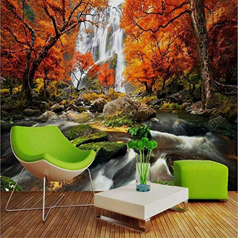 Guyuell 3D Tapeten-Wohnzimmer-400Cmx280Cm Fernsehhintergrund ...