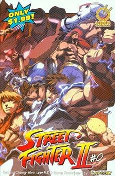 Unknown Binding Street Fighter II #0 Book