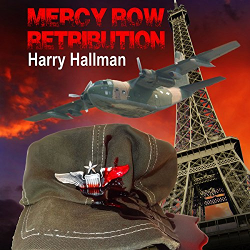 Mercy Row Retribution, Volume 3 audiobook cover art