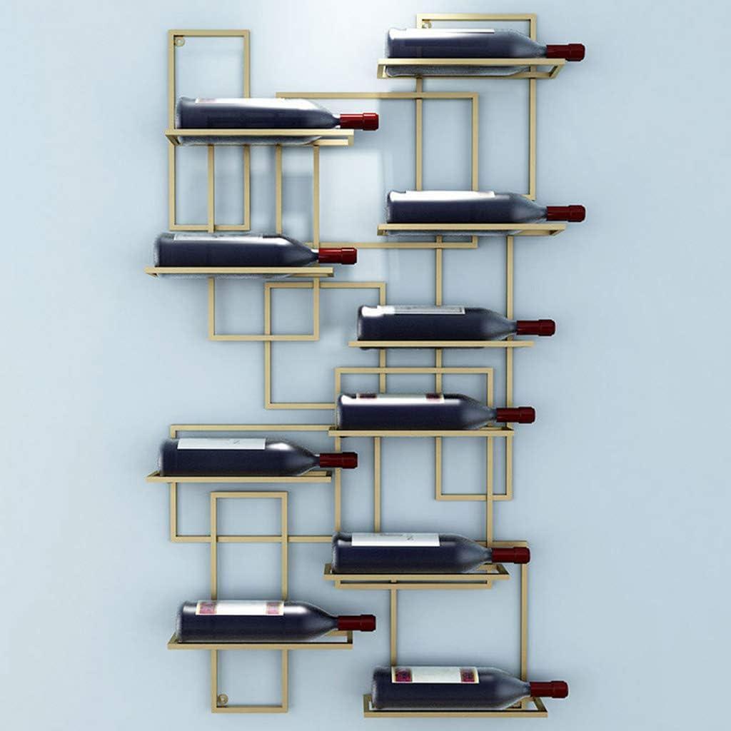 LIYANJJ Industrial Wine Racks Wall Holder Hanger 永遠の定番 超人気 Towel 10 Metal