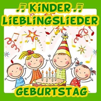Kinder Lieblingslieder: Geburtstag