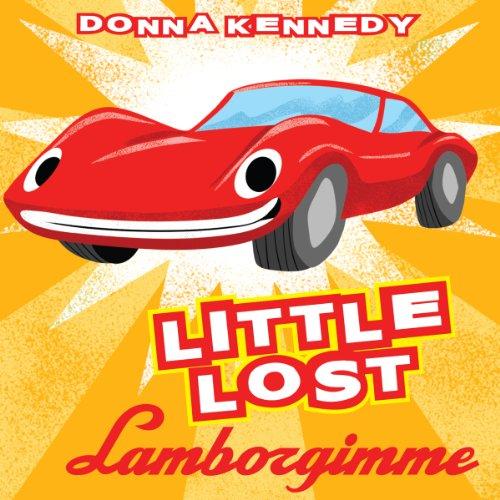 Little Lost Lamborgimme audiobook cover art