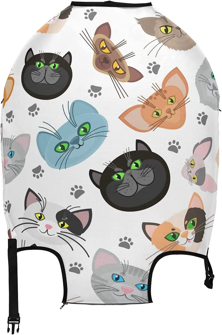 AJINGA Credence Face Paws Cats Muzzle Free Shipping New Suit Trail Protector Luggage Travel