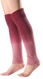 886f767f7fe49 Leg Warmers,iWEingHo&21 Gradient Fashion Knee High Women Boot Socks Winter Knitted  Footless Leg Warmers