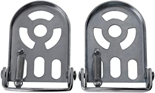 Broadroot Fahrrad-Fußstütze, Pedale für Mountainbike, Ren