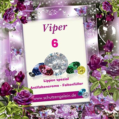 Lèvres maintenir, Rides Réduire la bouche, lèvres pulpeuses Baiser Bouche Viper 6