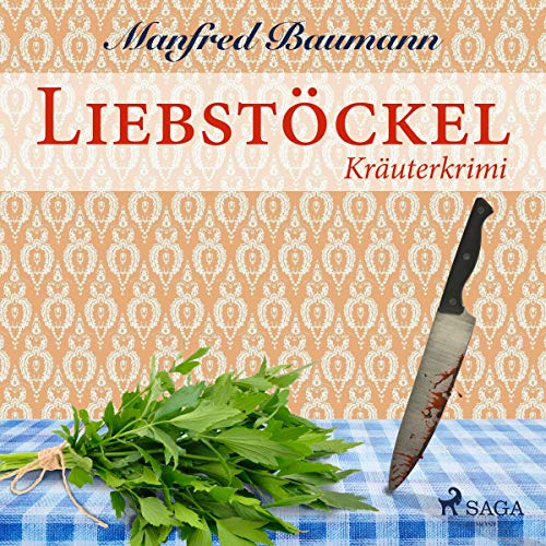 Liebstöckel audiobook cover art