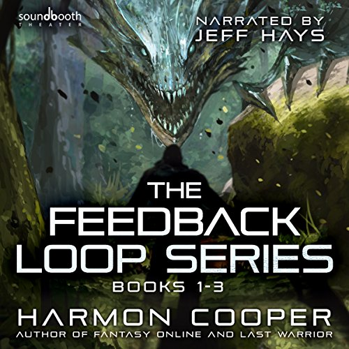 The Feedback Loop: Books 1-3 cover art