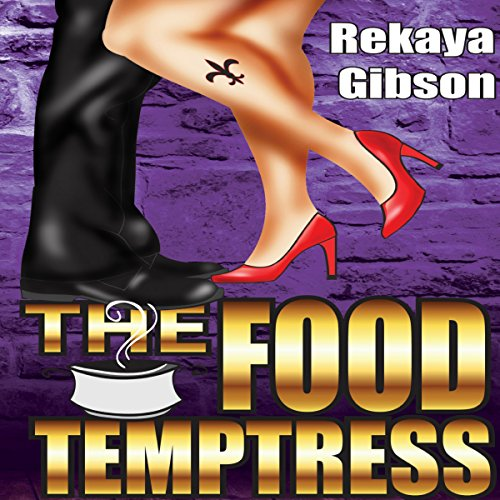 The Food Temptress audiobook cover art