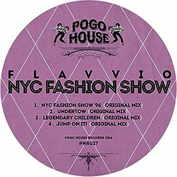 NYC Fashion Show '96