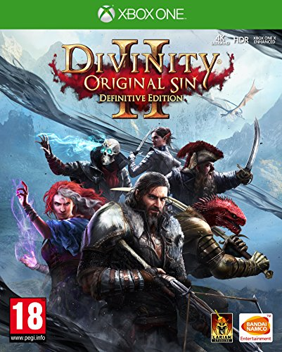 Divinity Original Sin II (2) Xbox One