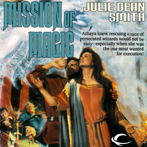 Mission of Magic audiobook cover art