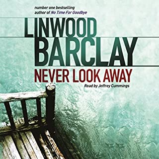 Never Look Away cover art