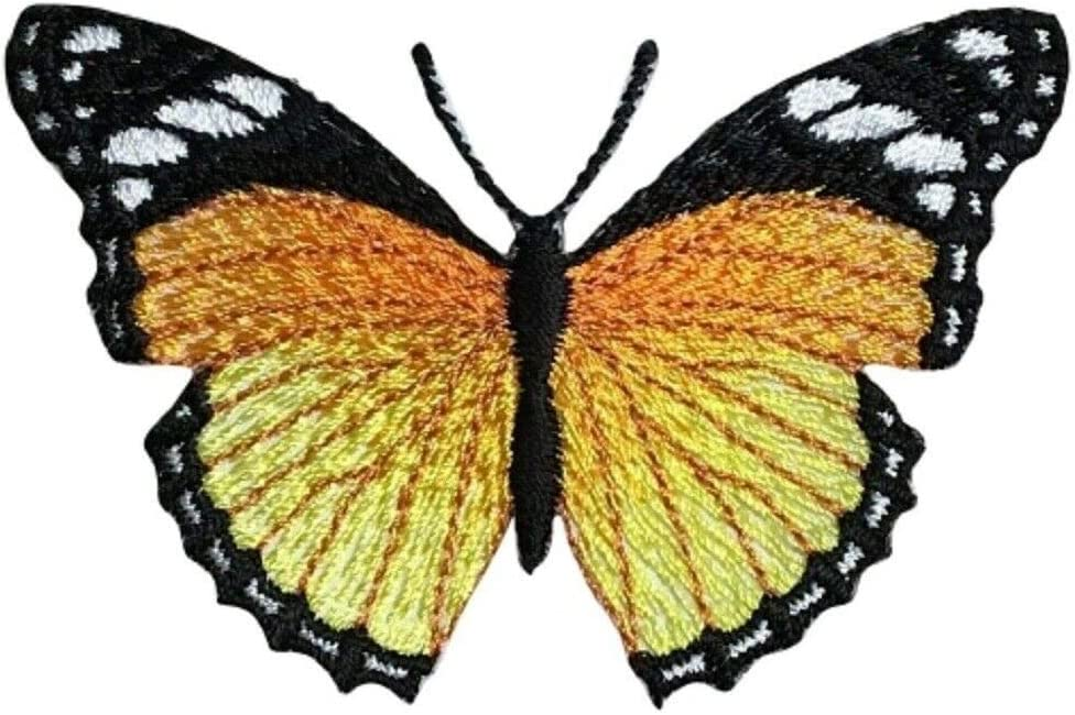 Monarch Butterfly Applique Patch - I Nippon regular agency Antennae 3