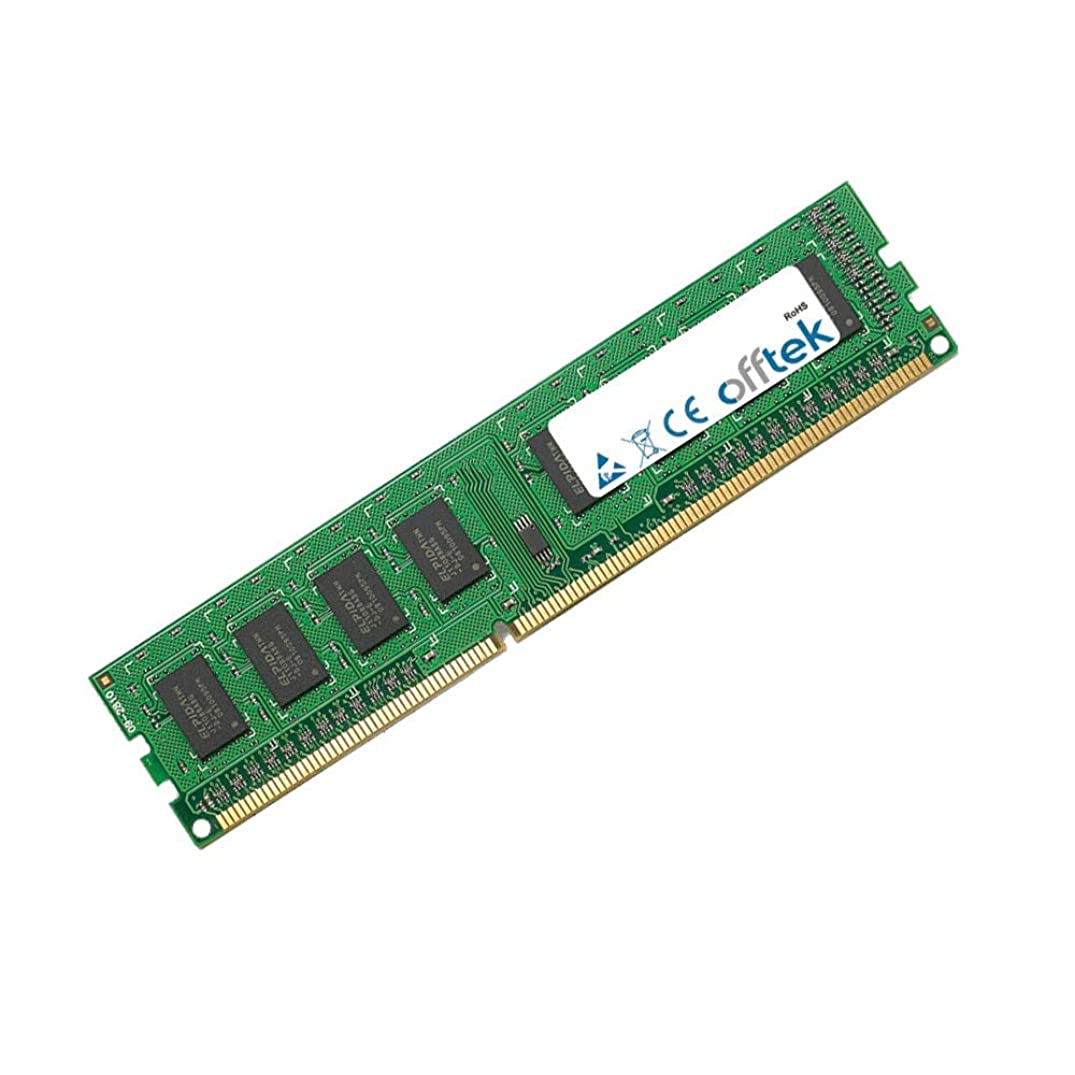 8GB RAM Memory for HP-Compaq Pavilion p2-1105 (DDR3-10600 - Non-ECC) - Desktop Memory Upgrade