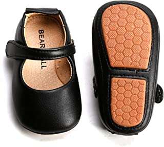 Best black baby shoes size 4 Reviews
