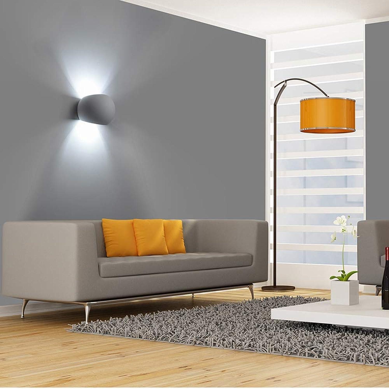 MackeJacke Runde Moderne Wandleuchte Schlafzimmer Flur Einfache Moderne Wandleuchte Hochwertige Moderne Wandleuchte 15  10  12 cm Stil 1