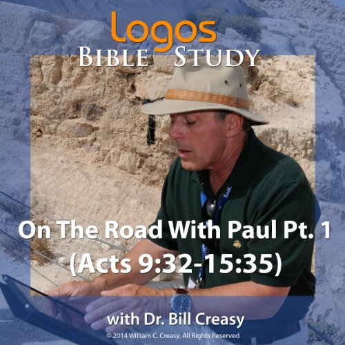 On the Road with Paul Pt. 2 (Acts 15: 36-28: 31) audiobook cover art