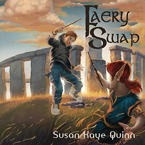 Faery Swap audiobook cover art