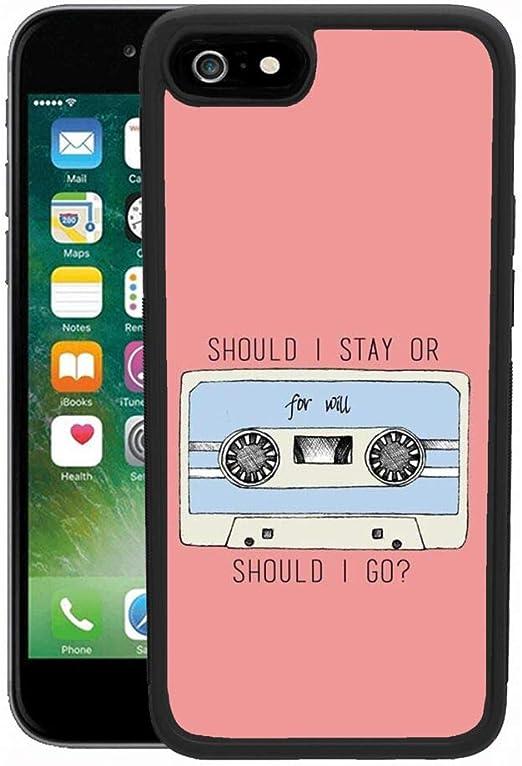 rongyixxzx Case TPU PC Compatible iPhone 6S | 6 [4.7