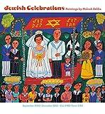 Jewish Celebrations: Paintings by Malcah Zeldis 2021 Wall Calendar