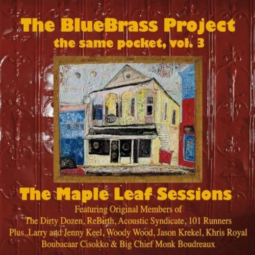 The Bluebrass Project