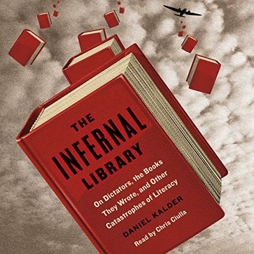 The Infernal Library audiobook cover art