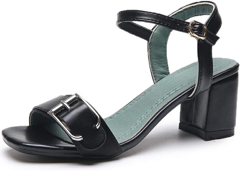 Sensitives Brand Sandals Summer Women shoes Sandals 2019 PU Leather Fashion Sandals Summer Women Sandals m951
