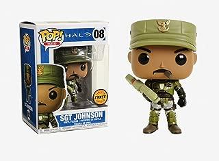 Funko POP! Halo Sgt Johnson 3.75