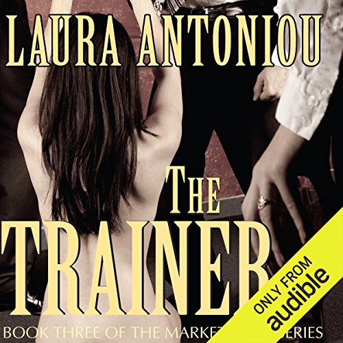 The Trainer: Book Three of the Marketplace Series audiobook cover art
