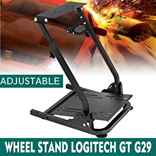 Wheel Stand Cockpit Racing Simulator Logitech Racing Simulator Steering Wheel Stand Logitech Thrustmaster Adjust Height Thrustmaster for G29 G27 G25 US