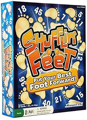 primera vez respuesta Shufflin Feet Board Game by Publisher Publisher Publisher Services Inc (PSI)  barato y de moda