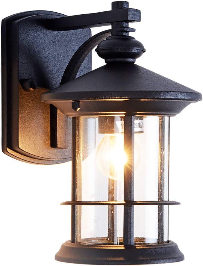 Rustic Small Outdoor Wall Light Ultra-Cheap Deals overseas Waterproof for Fixtures Exterior
