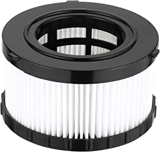 Cabiclean HEPA Filter Replacement Compatible with DEWALT DC5151H DC515 for Wet Dry Vacuum