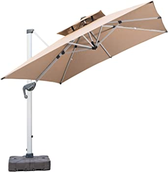 Lkinbo 10-foot Patio Umbrella